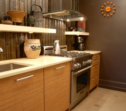 10th Street Kitchen Design by Briguet Architect