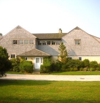 Project: Montauk New Residence